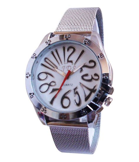 avon analog white dial womens   price