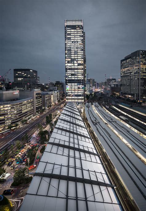 tokyo station yaesu development architect magazine