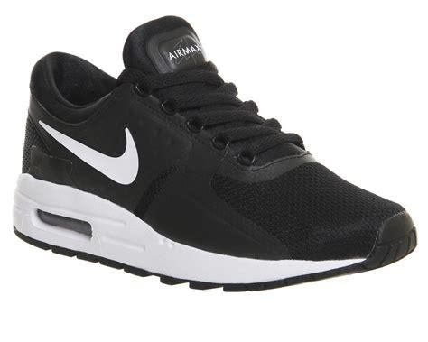 Nike Airmax Zero White Bnib nike air max womens air max zero gs black white dk grey dhanchayat
