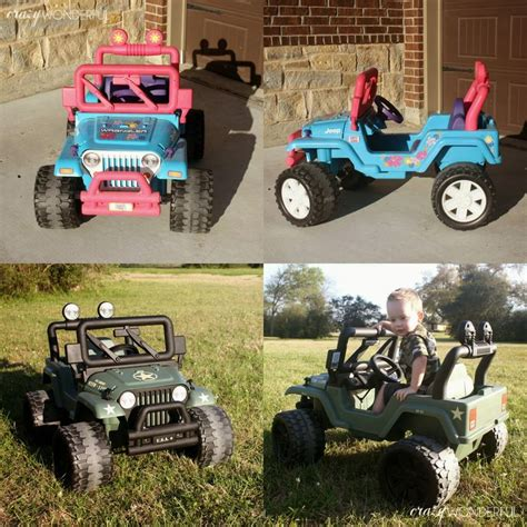 barbie jeep power wheels 1000 images about honey do list on pinterest outdoor