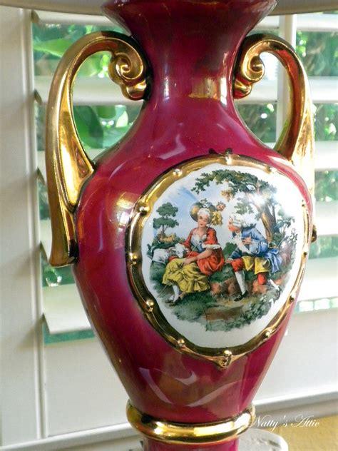 george and martha washington porcelain ls natty s attic vintage george martha washington l
