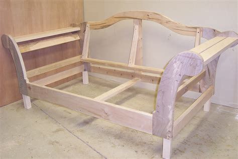 How To Make Wooden Sofa Frame by How To Make A Wooden Sofa Frame Mpfmpf Almirah Beds