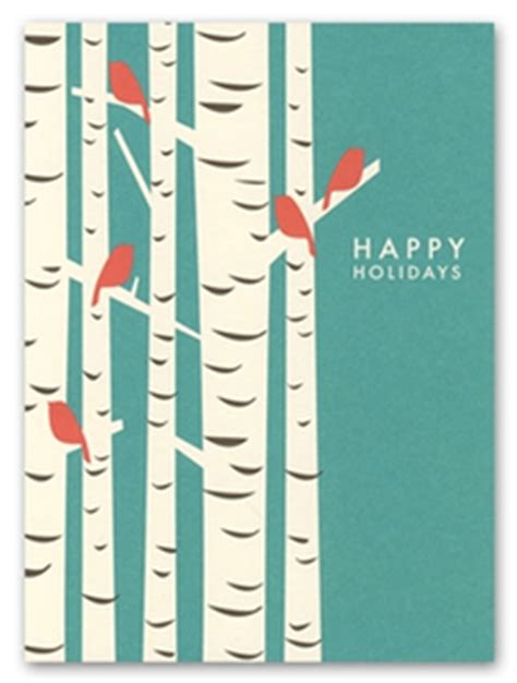 birch tree holiday cards  snow  graham  images  clkercom vector clip art