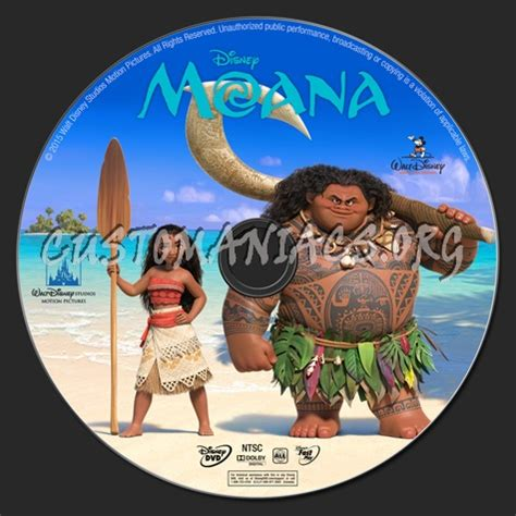 moana film forum moana dvd label dvd covers labels by customaniacs id