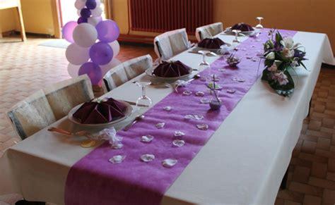 Tischdeko Hochzeit Violett by H 252 Bsche Varianten F 252 R Hochzeit Tischdekoration