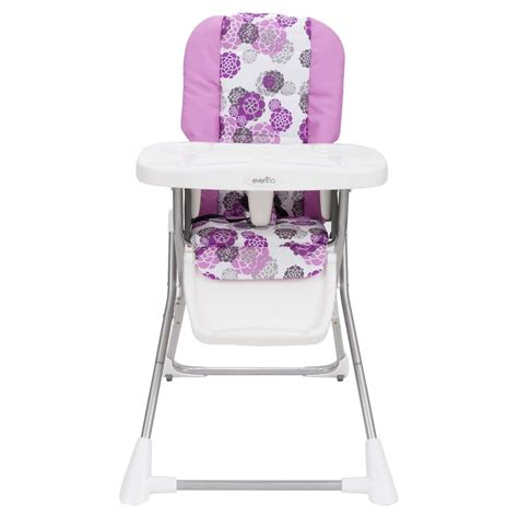 Evenflo Compact High Chair by Evenflo Compact Fold High Chair