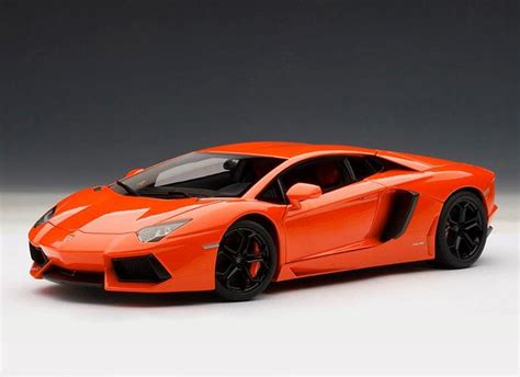 Model Car Lamborghini Aventador Lamborghini Aventador Lp700 4 Diecast Model Car By Autoart
