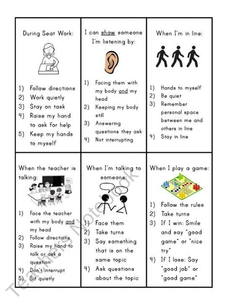Free Social Skills Worksheets by Common Worksheets 187 Free Printable Social Skills