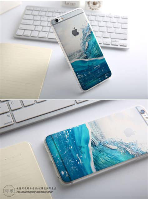 Iphone 6 Softcase Anticrack 360 shop luxury landscape series transparent soft