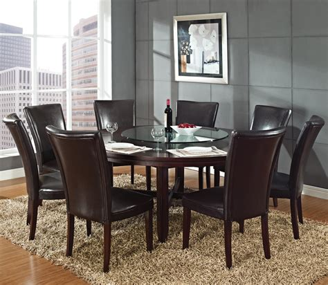 9 dining room set steve silver hartford 9 dining room set w