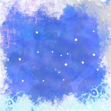 Snowfall animated gif by retsamys on deviantart