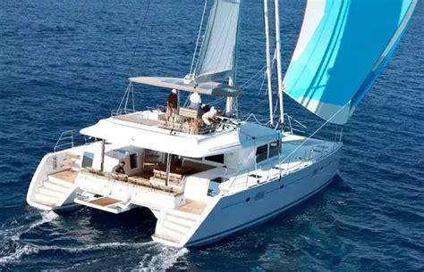 catamaran ocean cruiser sailing how many open ocean cruisers use lagoon