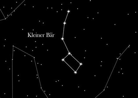 kleiner wagen polarstern sternbild kleiner b 228 r starling registry
