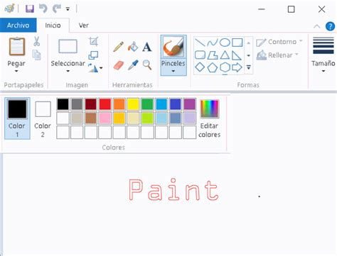 windows 10 paint tutorial microsoft paint para windows 10 205 ndice tutoriales
