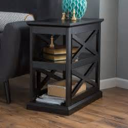 black side tables for living room best 25 black end tables ideas on pinterest