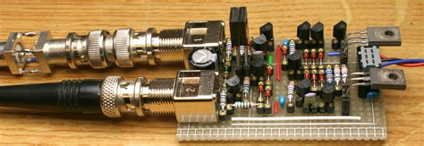 resistor lowest noise low noise prelifier i1wqrlinkradio