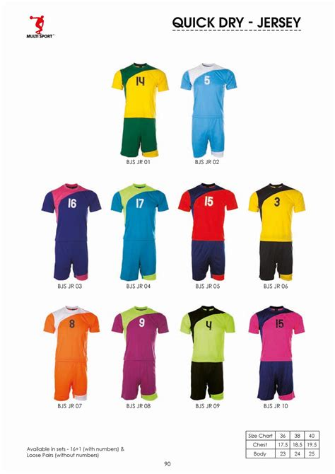 Kaos Bola Satu Set jersey set team bola football futsal end 2 26 2017 9 15 pm