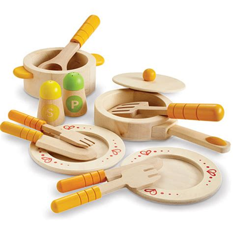 gourmet kitchen starter set hape international inc