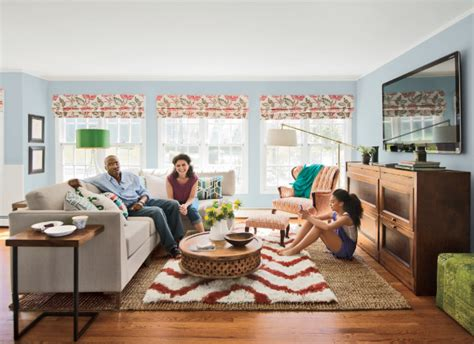 real living rooms amazing room makeovers cnn com