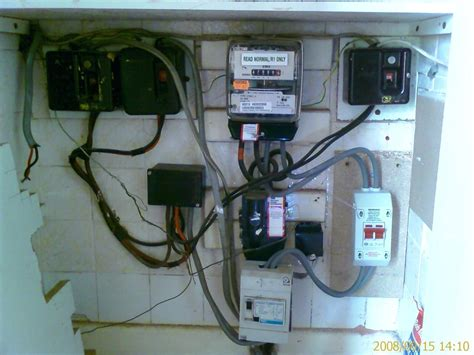 cool wiring a square d breaker box pictures inspiration