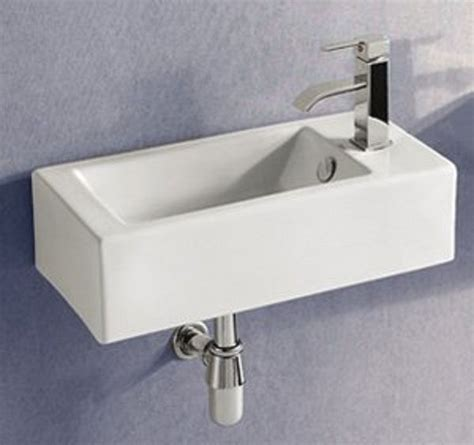 Small Bathroom Sinks Small Sink For Powder Room Garage Pinterest