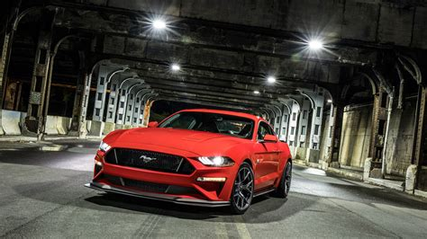 Mustang Car Wallpapers by 2018 Ford Mustang Gt Level 2 Performance Pack 4k 6