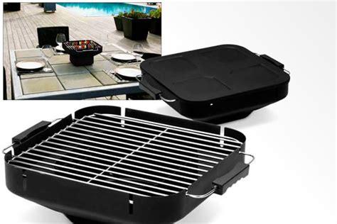 barbecue da tavolo il barbecue da tavolo dottorgadget