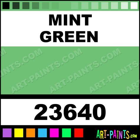 mint green artist acrylic paints 23640 mint green paint mint green color craft smart