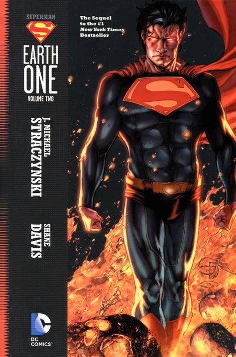 superman tp earth one vol 2 reviews description more isbn 9781401235598 superman earth one vol 2 by straczynski davis