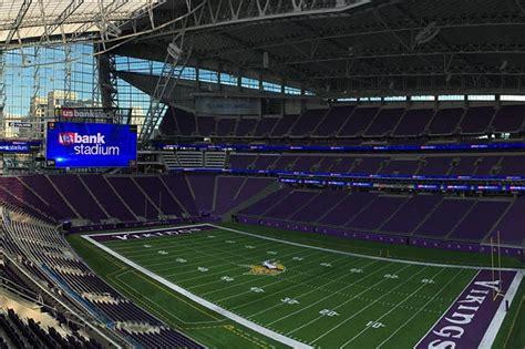 ultimate fan zone us bank stadium tech boosts the fan experience at u s bank stadium