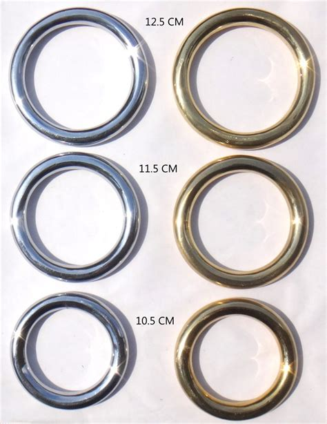 Ring Kotak 3 Cm forearm ring true brass 12 5 cm
