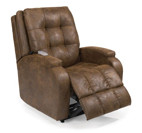 Infinite Position Recliner flexsteel latitudes lift chairs infinite position lift recliner with visco gel cushion and