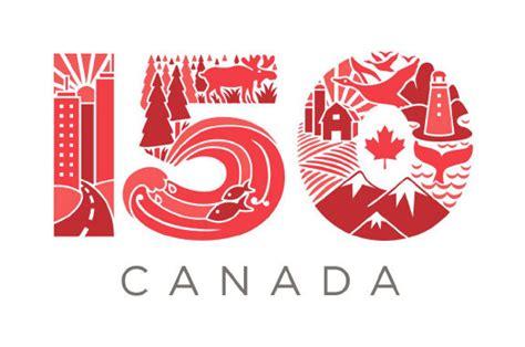 Search Free Canada Search For Canada S 150th Logo Stirs Graphic Design