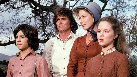 house on the prairie lands at paramount