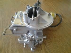 rebuilt holley carburetors