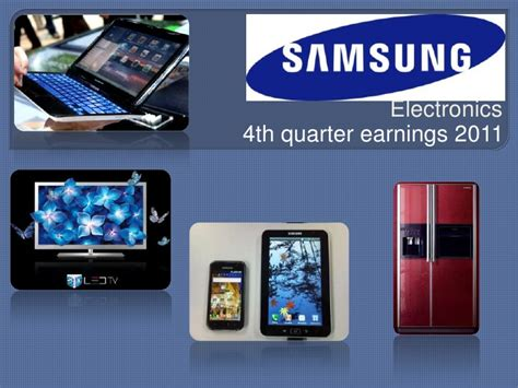 financial analyse samsung electronics