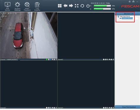 foscam software foscam c 225 maras ip zoom