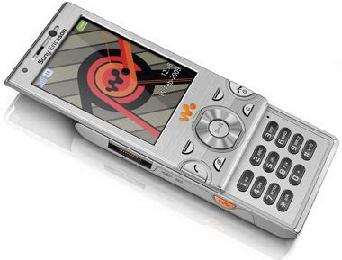 Hp Sony W995 mobile world sony ericsson w995