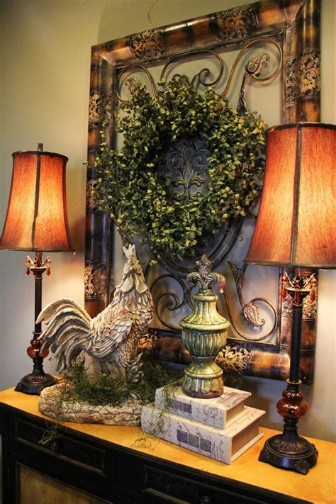 Dining Room Table Tuscan Decor Best 25 Country Decorating Ideas On Pinterest