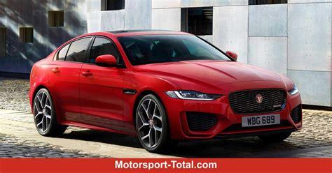 Jaguar Bis 2020 by Jaguar Xe 2020 Frisches Gesicht Mit Hightech Interieur