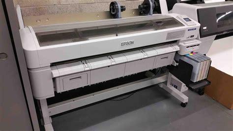 Printer Epson F6070 epson f6070 dye sublimation printer 2
