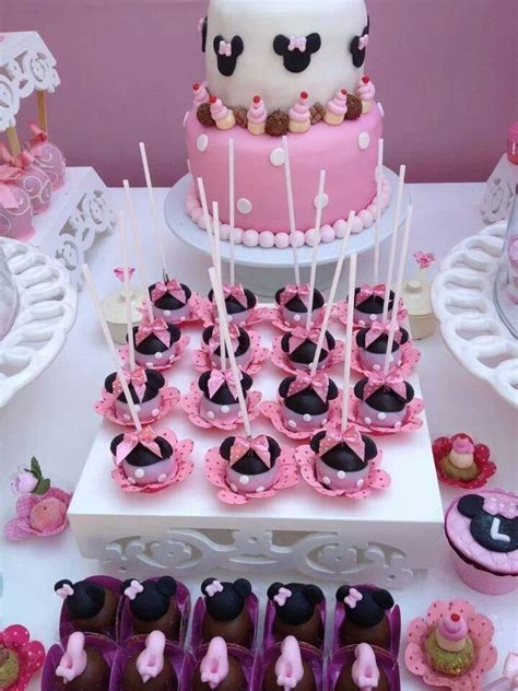 party themes minnie mouse minnie mouse themed party nel pinterest
