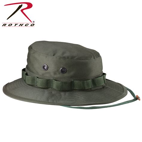 military hats boonie hats military apparel rothco 100 cotton rip stop boonie hat
