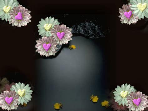 wallpaper flower with heart 1024x768 flowers heart desktop pc and mac wallpaper