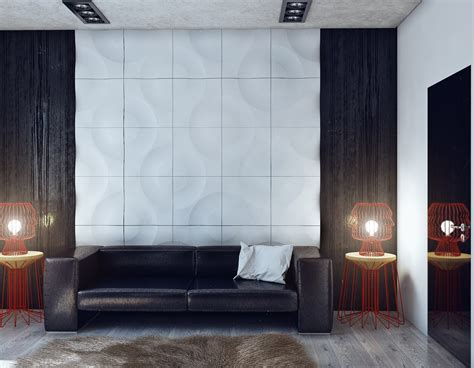 texture in interior design black and white wall texture interior design ideas