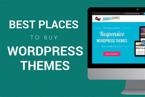 wordpress themes to buy the best place to buy wordpress themes for your business