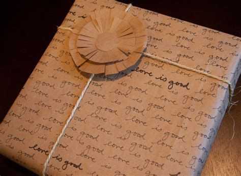 Handmade Gift Wrapping Ideas - gift ideas diy gift wrap photos huffpost
