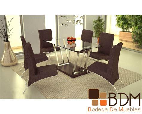 mesas modernas para comedor mesas de comedor para 6 personas modernas buscar con