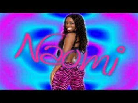 theme song naomi new naomi titantron theme song 2014 work youtube