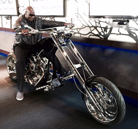 Occ Motorrad by American Choppers Orange County Choppers Occ Shaq Bike